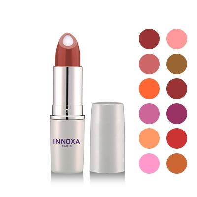 Innoxa Rouge à Lèvres Duo Couleur et Soin 12 teintes