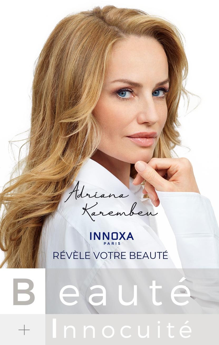 INNOXA a été fondée sur le principe même de produits inoffensifs.