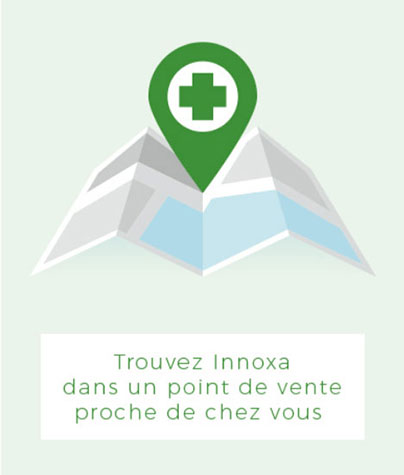 Trouvez INNOXA dans un point de vente proche de chez vous.