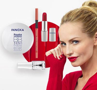 INNOXA Soin & Maquillage haute tolérance, pour les peaux sensibles