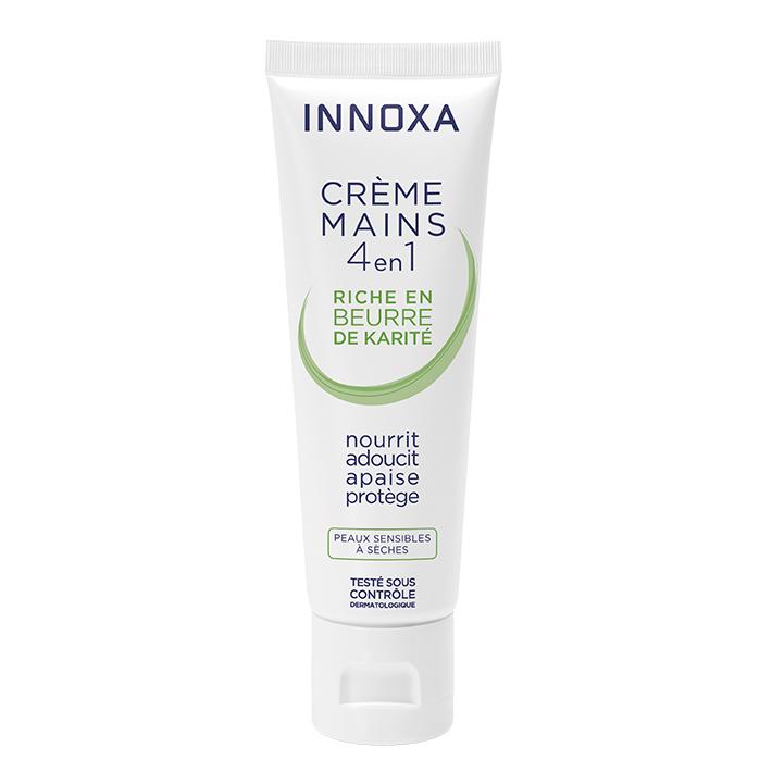 Crème de mains 4 en 1 Innoxa