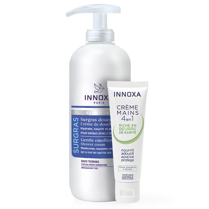 Innoxa Duo douceur heure d'hiver