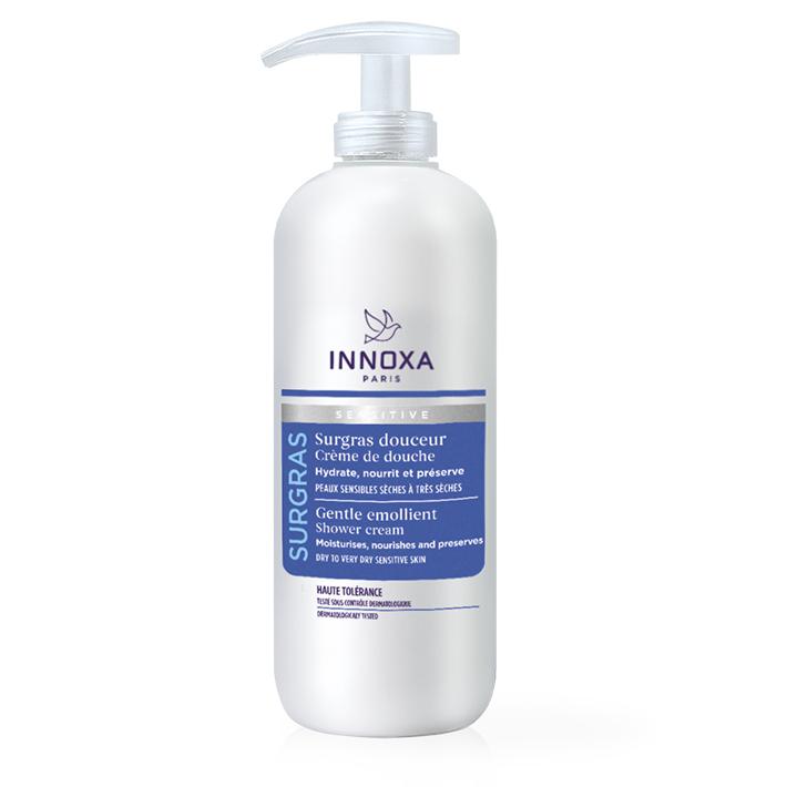 Crème de douche surgras douceur Innoxa