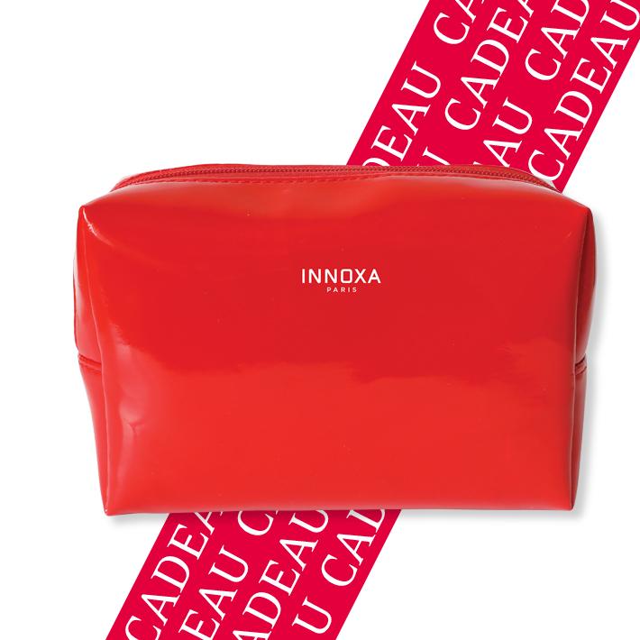 Trousse à maquillage Innoxa vu de face